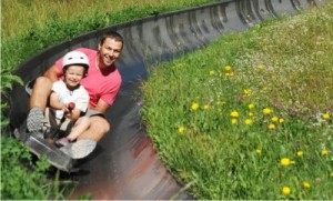 Nyári bobpálya és kalandpark a Mátrában